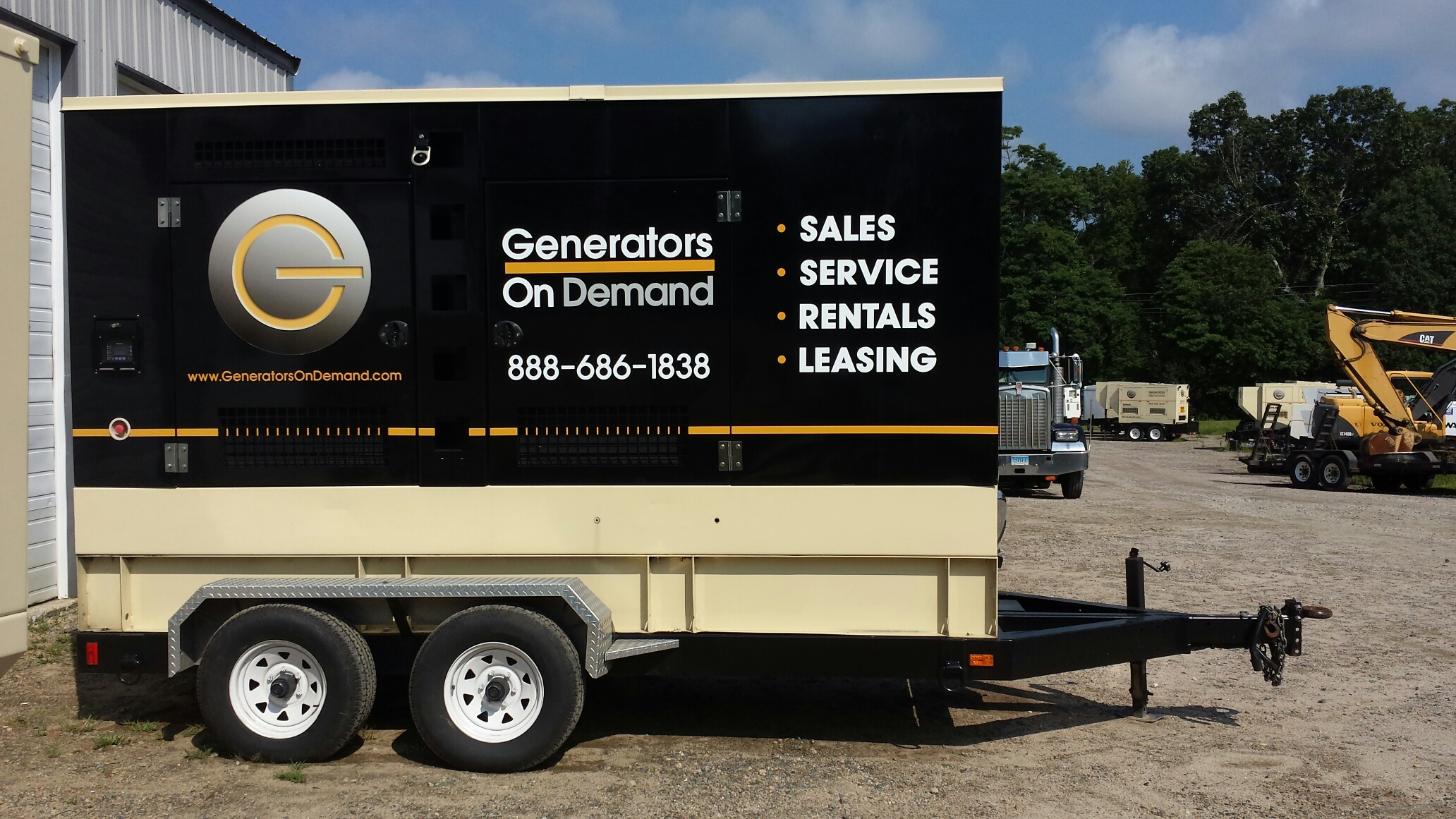 Generator Rentals Don t Go Without Power Believe in Generators