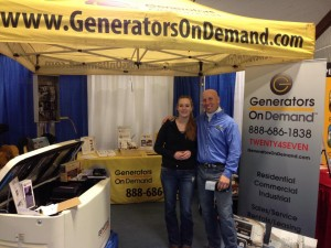 Jackie Ron at SE CT Home Show 2015