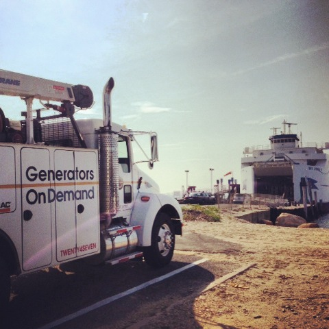 Generators On Demand