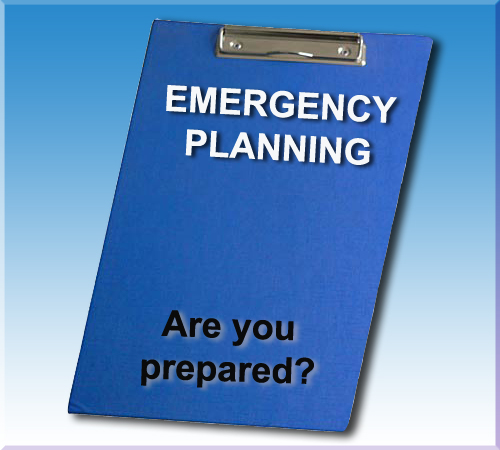 emergency planning Information and resources on emergency planning and response in order to protect life, health, property, and to restore to normal operations as soon as possible after man-made or natural disaster.